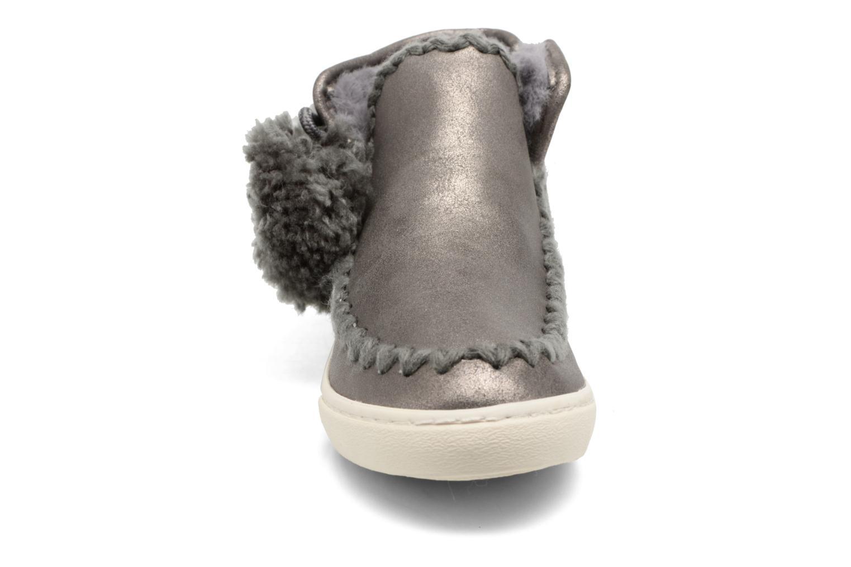 Ankelstøvler Gioseppo 41795 Sølv se skoene på