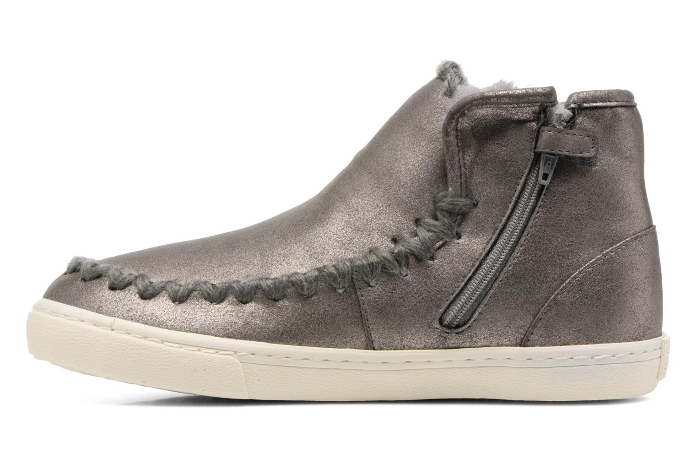 Stiefeletten & Boots Gioseppo 41795 silber ansicht von vorne