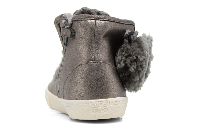 Stiefeletten & Boots Gioseppo 41795 silber ansicht von rechts