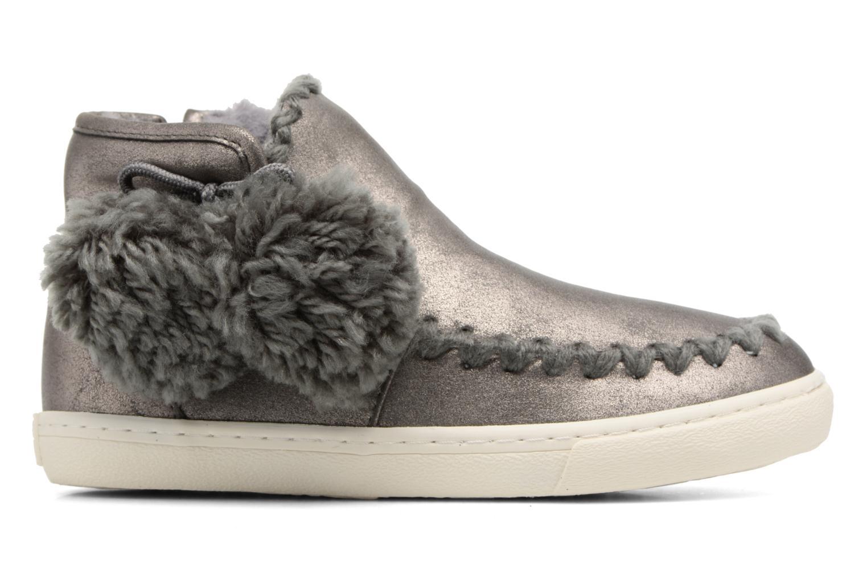 Boots en enkellaarsjes Gioseppo 41795 Zilver achterkant