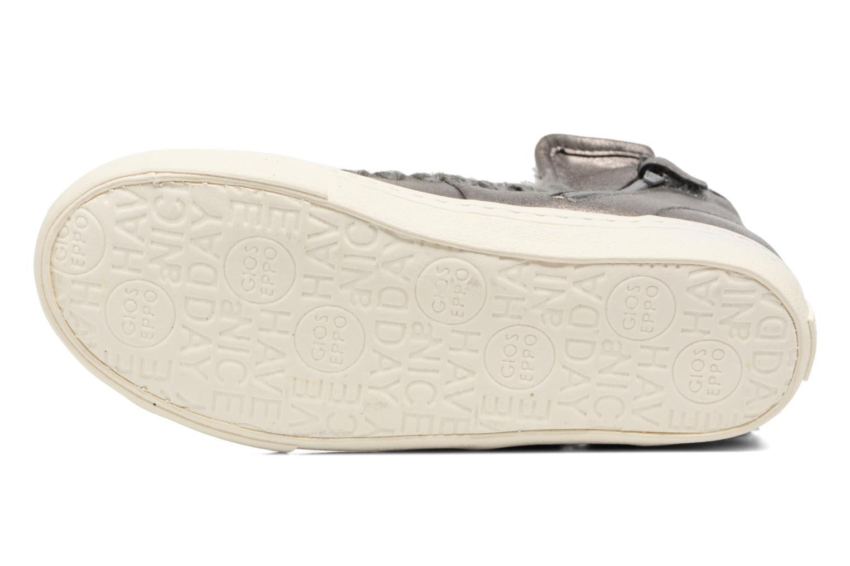 Stiefeletten & Boots Gioseppo 41795 silber ansicht von oben