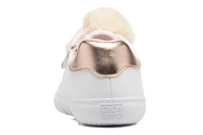 Sneakers Gioseppo 41875 Bianco immagine destra