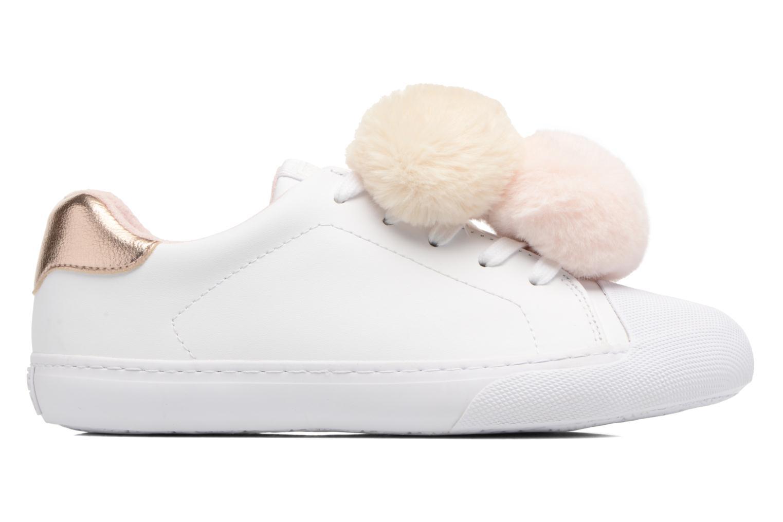 Sneaker Gioseppo 41875 weiß ansicht von hinten