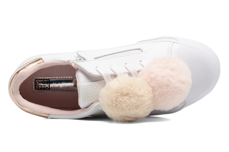 Sneakers Gioseppo 41875 Bianco immagine sinistra