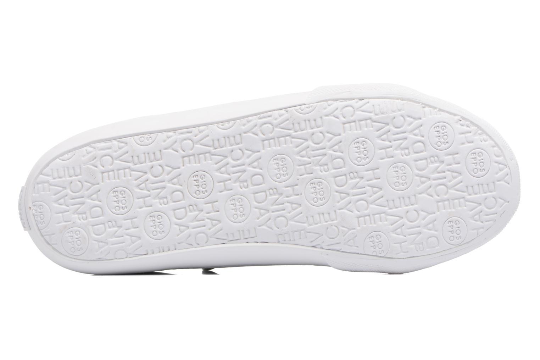 Sneaker Gioseppo 41875 weiß ansicht von oben
