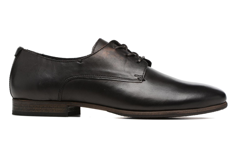 Chaussures à lacets Kickers GAZELLAN Noir vue derrière