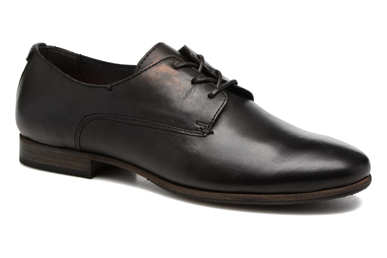 Chaussures à lacets Kickers GAZELLAN Noir vue détail/paire