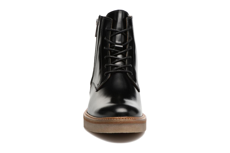 Bottines et boots Kickers OXFOTO Noir vue portées chaussures
