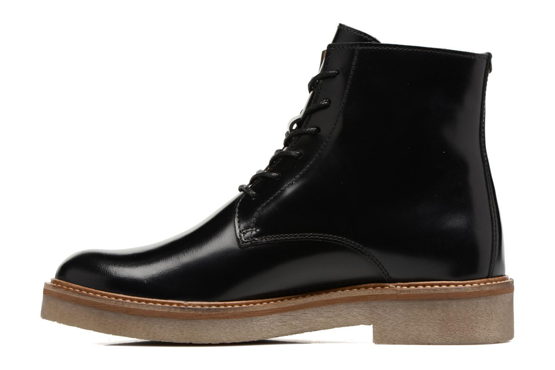 Bottines et boots Kickers OXFOTO Noir vue face