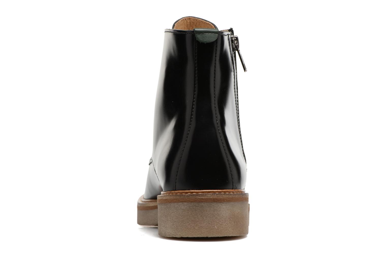 Bottines et boots Kickers OXFOTO Noir vue droite
