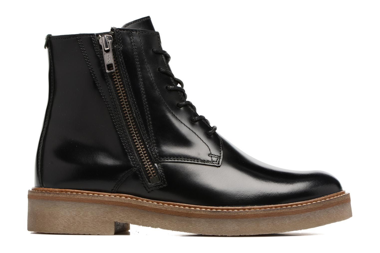 Bottines et boots Kickers OXFOTO Noir vue derrière