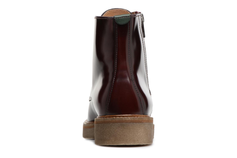 Bottines et boots Kickers OXFOTO Bordeaux vue droite