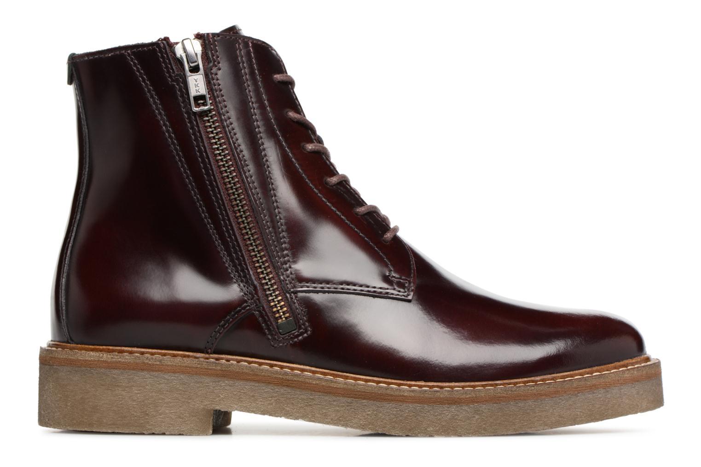 Bottines et boots Kickers OXFOTO Bordeaux vue derrière
