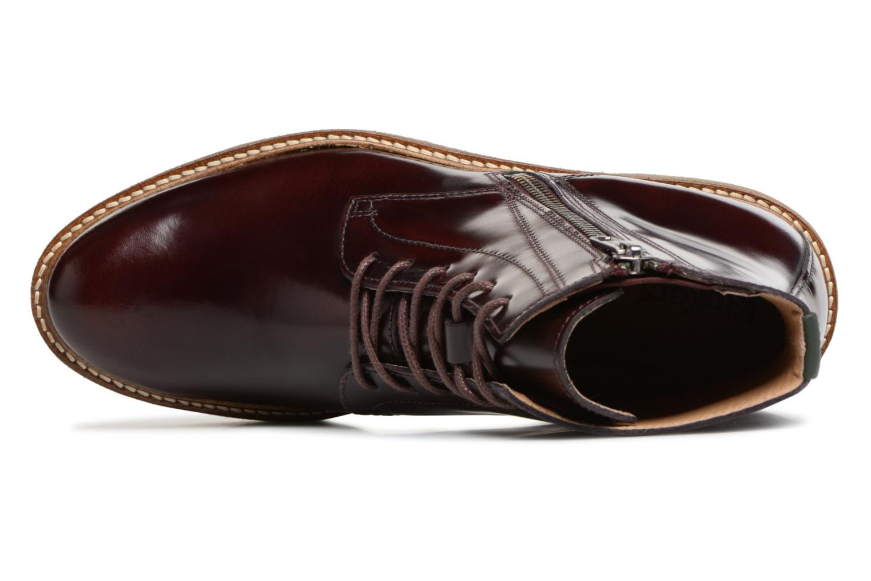 Bottines et boots Kickers OXFOTO Bordeaux vue gauche
