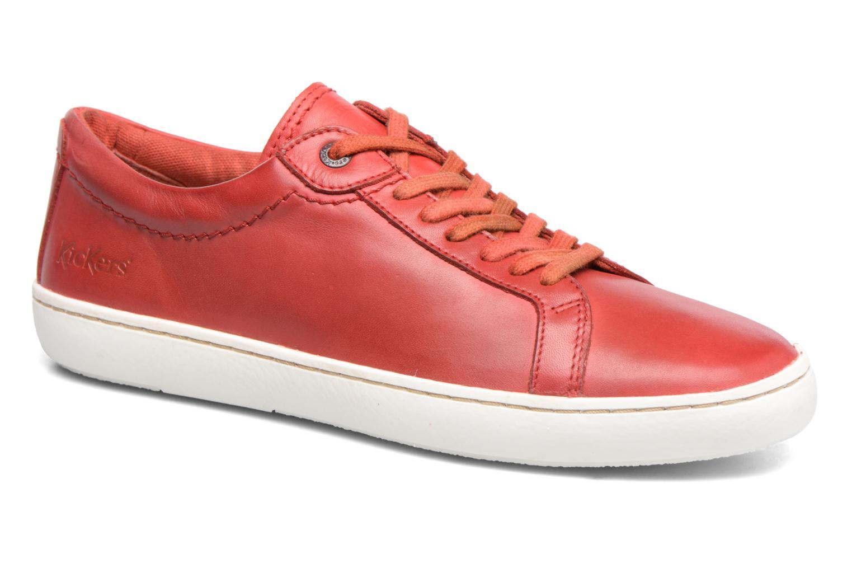 Grandes descuentos últimos zapatos Kickers REBIRTH (Rojo) - Deportivas Descuento