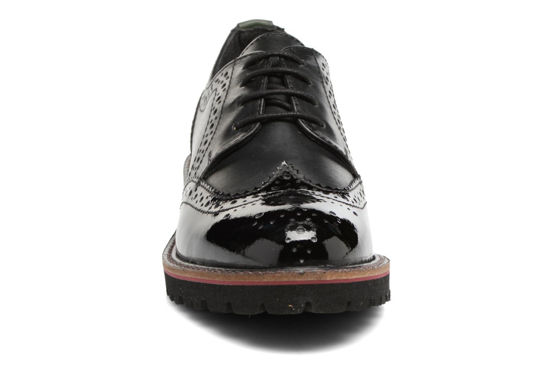Chaussures à lacets Kickers RONY Noir vue portées chaussures