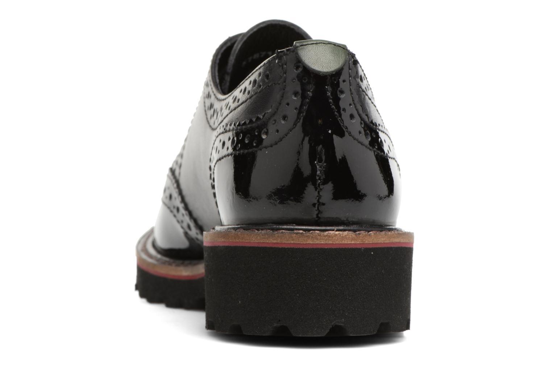 Chaussures à lacets Kickers RONY Noir vue droite
