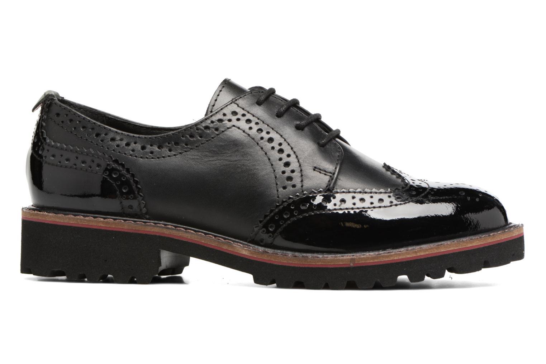 Chaussures à lacets Kickers RONY Noir vue derrière