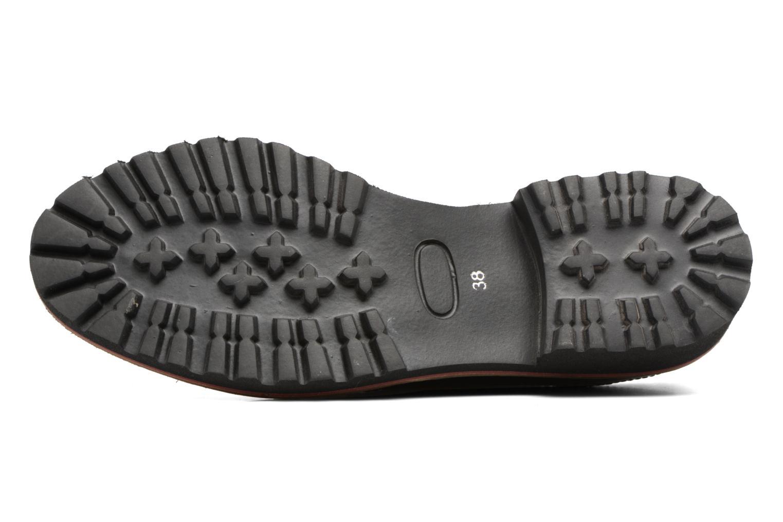 Chaussures à lacets Kickers RONY Noir vue haut