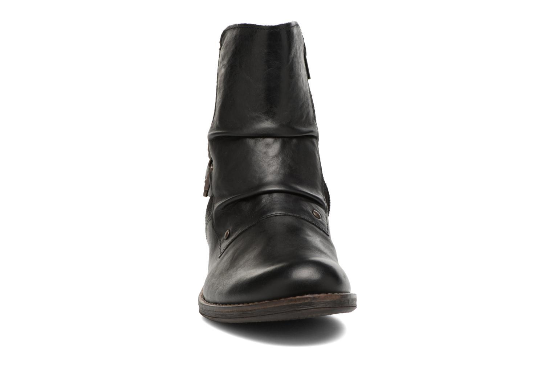 Bottines et boots Kickers SMATCH Noir vue portées chaussures