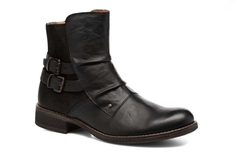 Bottines et boots Kickers SMATCH Noir vue détail/paire