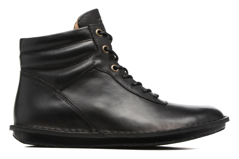 Bottines et boots Kickers WABUCK Noir vue derrière