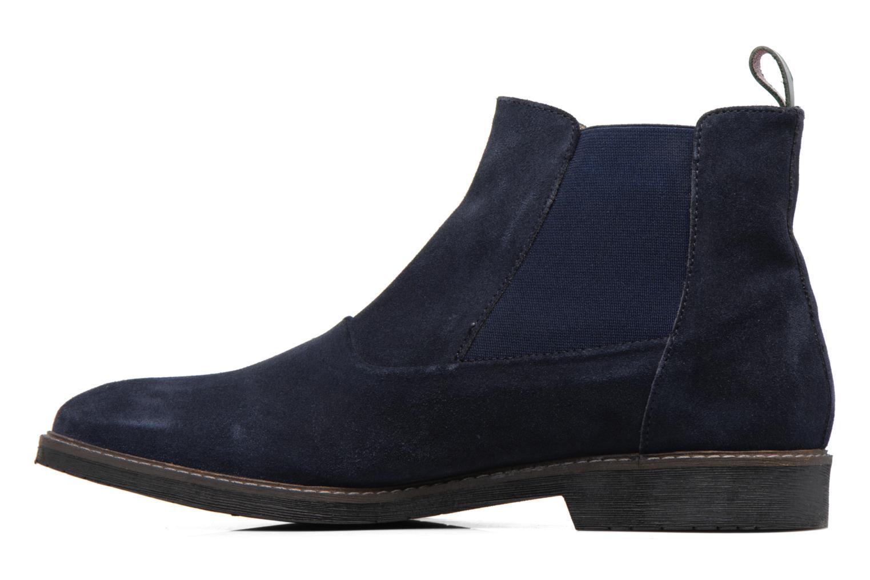 Bottines et boots Kickers MATARUS Bleu vue face