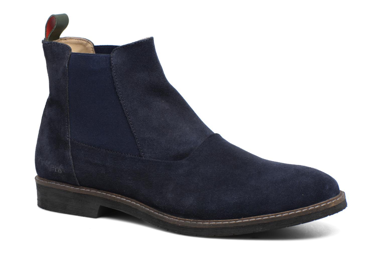 Bottines et boots Kickers MATARUS Bleu vue détail/paire