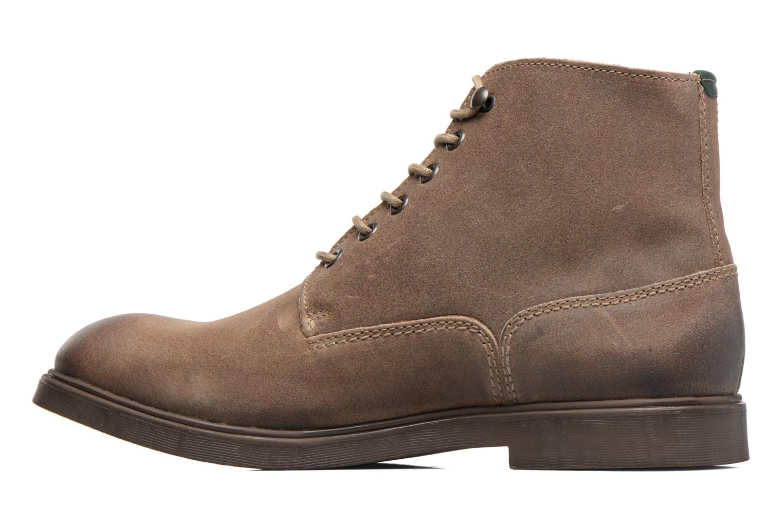 Stiefeletten & Boots Kickers HARLEMUS beige ansicht von vorne