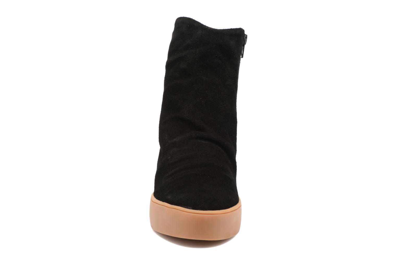 Bottines et boots Shoe the bear Trish Noir vue portées chaussures