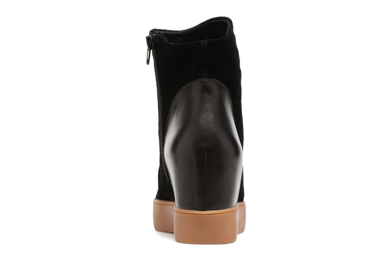 Bottines et boots Shoe the bear Trish Noir vue droite