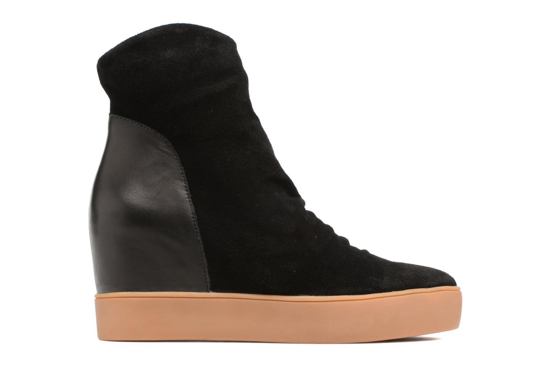 Bottines et boots Shoe the bear Trish Noir vue derrière