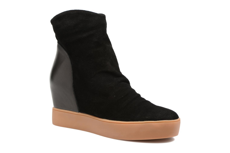 Bottines et boots Shoe the bear Trish Noir vue détail/paire