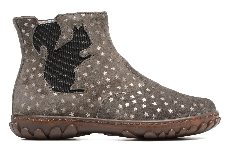 Bottines et boots Pom d Api Cute Squirrel Gris vue derrière