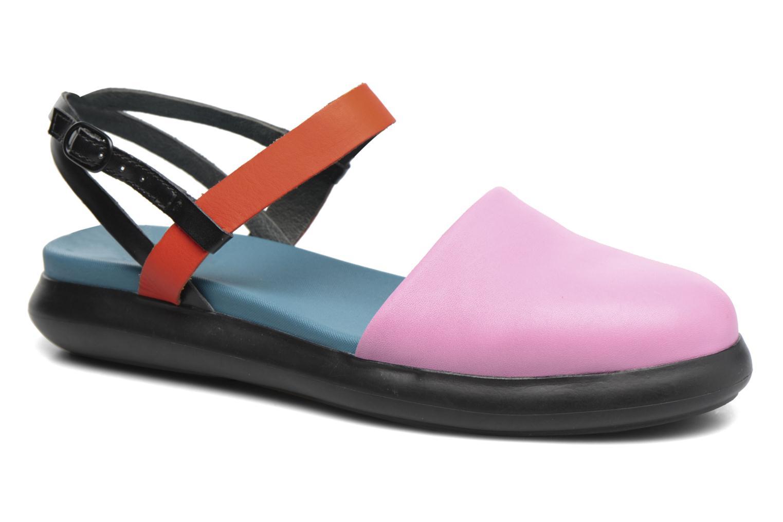 e8b4ab1d Zapatos promocionales Camper Capsula K200145 (Multicolor) - Sandalias  Cómodo y bien parecido