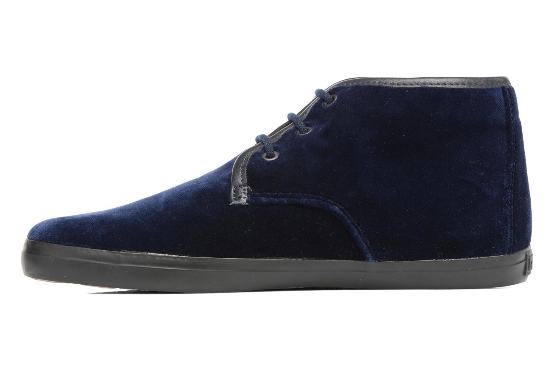 Chaussures à lacets Camper Motel K400090 Bleu vue face