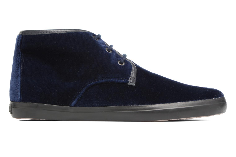 Chaussures à lacets Camper Motel K400090 Bleu vue derrière