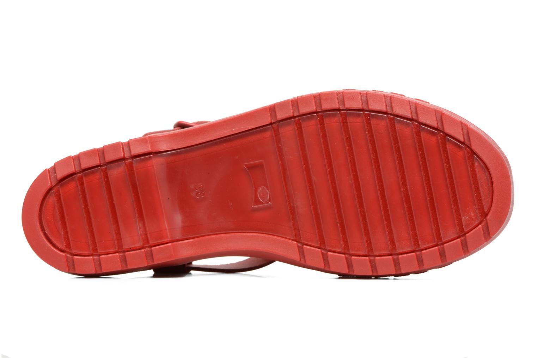 Sandales et nu-pieds Camper Together 21903 Rouge vue haut