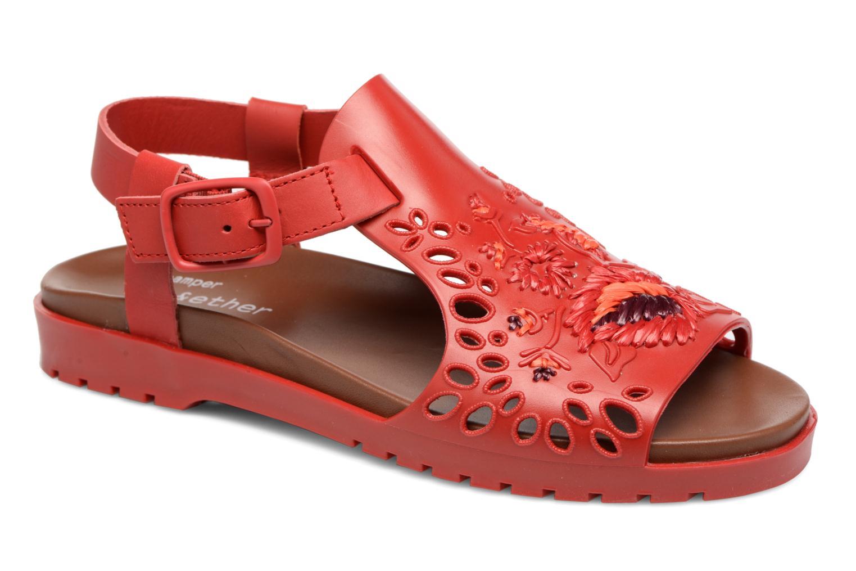 Zapatos promocionales Camper Together 21903 (Rojo) - Sandalias   Los últimos zapatos de descuento para hombres y mujeres