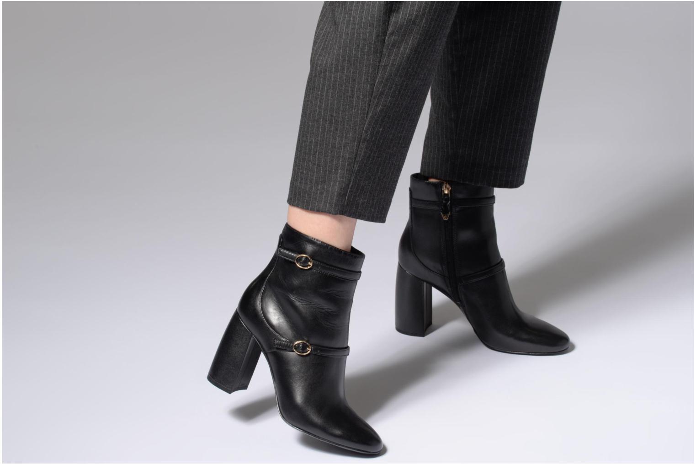 Bottines et boots What For Thomas Noir vue bas / vue portée sac