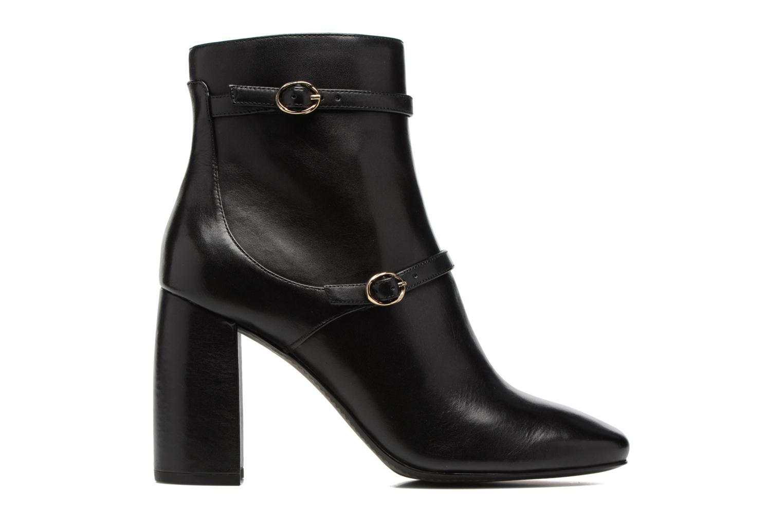Bottines et boots What For Thomas Noir vue derrière