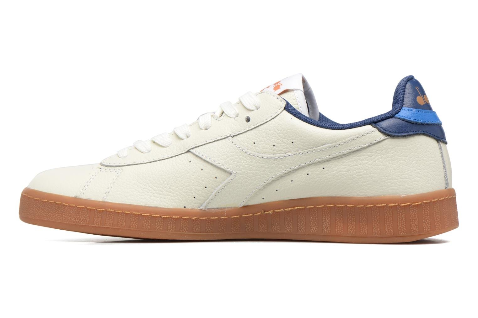Trainers Diadora GAME L LOW White front view