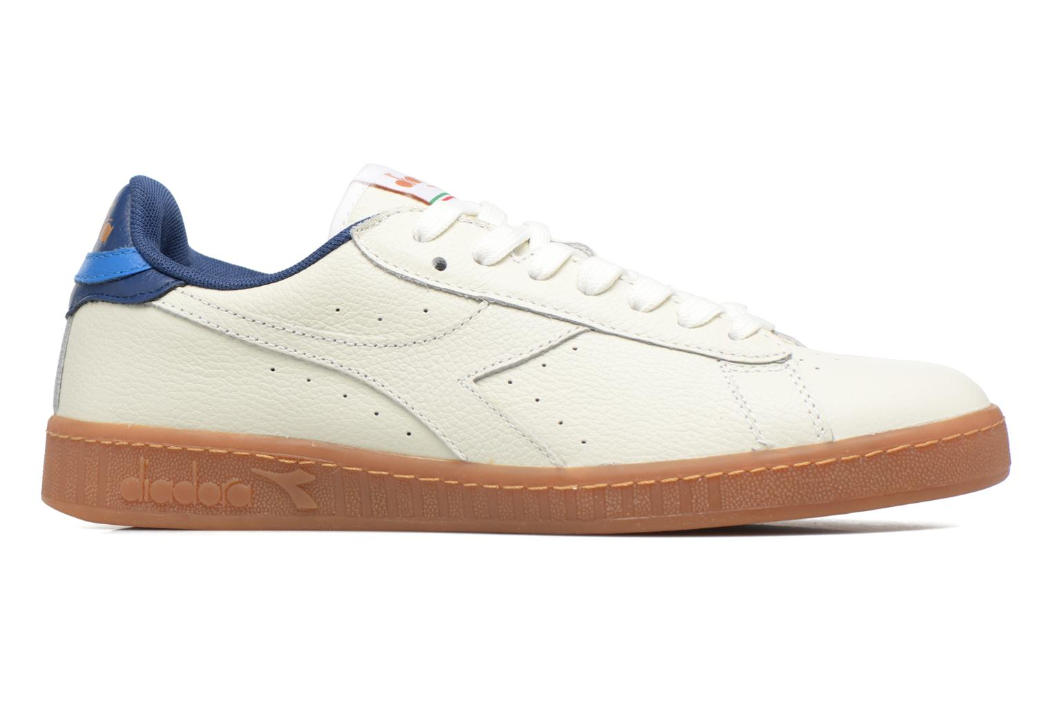 Sneakers Diadora GAME L LOW Wit achterkant