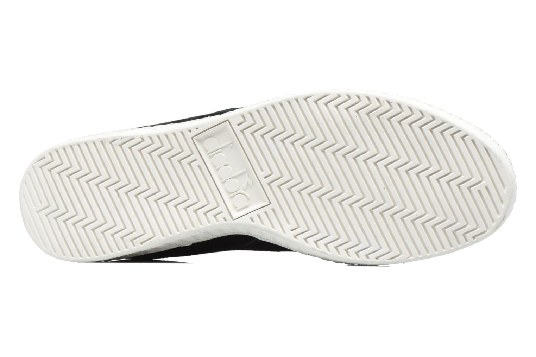 Sneakers Diadora GAME LOW S Nero immagine dall'alto