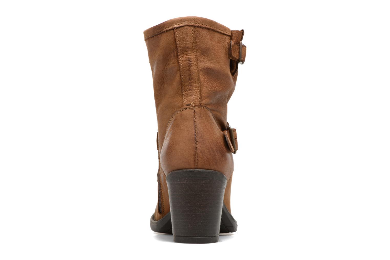 Boots en enkellaarsjes Georgia Rose Malicia Bruin rechts