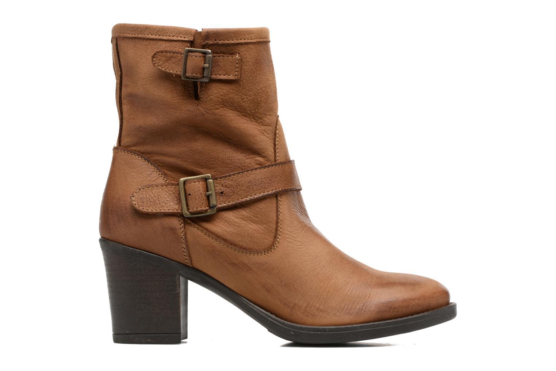 Bottines et boots Georgia Rose Malicia Marron vue derrière
