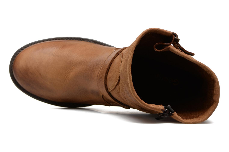 Boots en enkellaarsjes Georgia Rose Malicia Bruin links