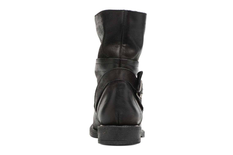 Bottines et boots Georgia Rose Mamour Noir vue droite