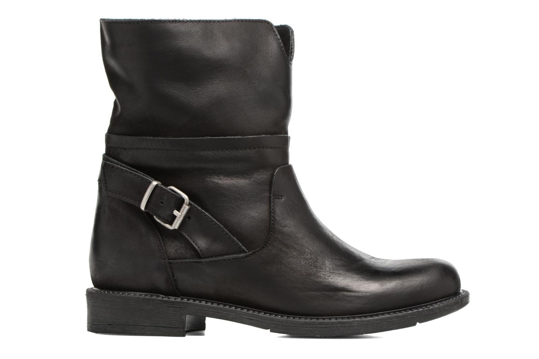 Bottines et boots Georgia Rose Mamour Noir vue derrière