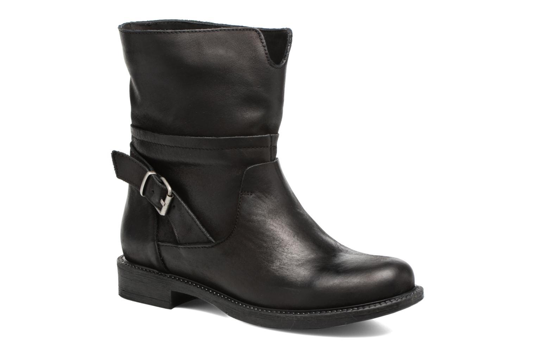 Bottines et boots Georgia Rose Mamour Noir vue détail/paire
